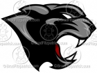 Cartoon Panther Clipart Mascot Graphics