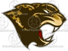 Cartoon Jaguar Mascot Clipart Graphics
