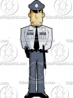 Cartoon Police Officer Clipart