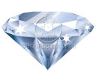 Cartoon Diamond Clipart Graphics