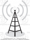 Wireless Clipart - Wifi Icon